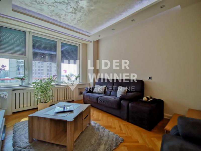 Stan Prodaja BEOGRAD Novi Beograd Blok 12 (YUBC)